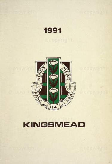 Kingsmead College Magazine 1991