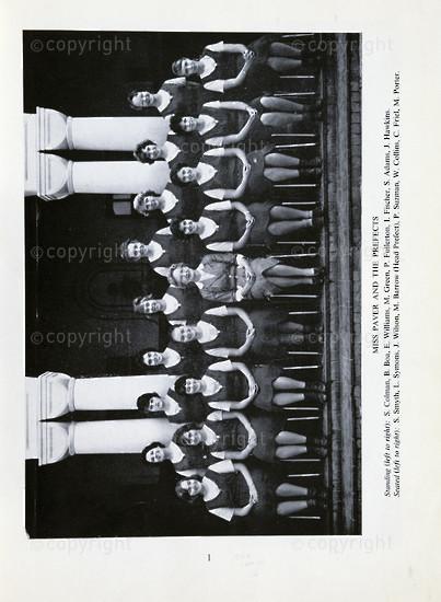 Kingsmead College Magazine 1959