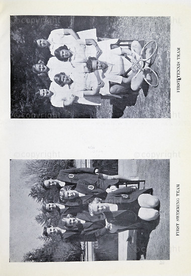 Kingsmead College Magazine 1953