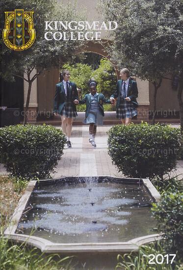 Kingsmead College Magazine, 2017