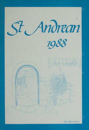 St Andrean, 1988