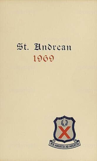 St Andrean, 1969