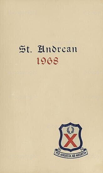 St Andrean, 1968