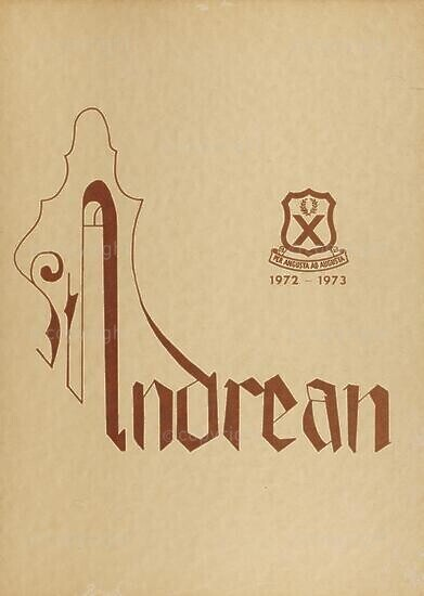 St Andrean, 1972 - 1973