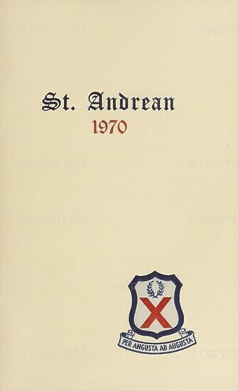 St Andrean, 1970