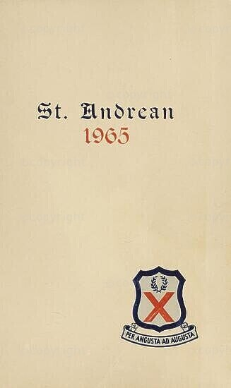 St Andrean, 1965
