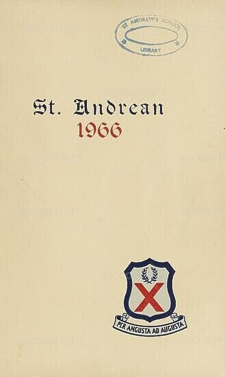 St Andrean, 1966