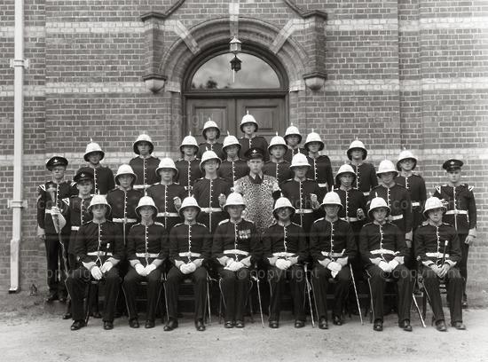Kingswood College 1940 Cadet Group