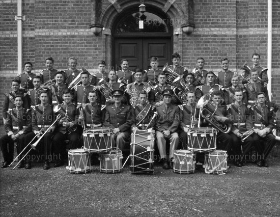 Kingswood College Band 1955