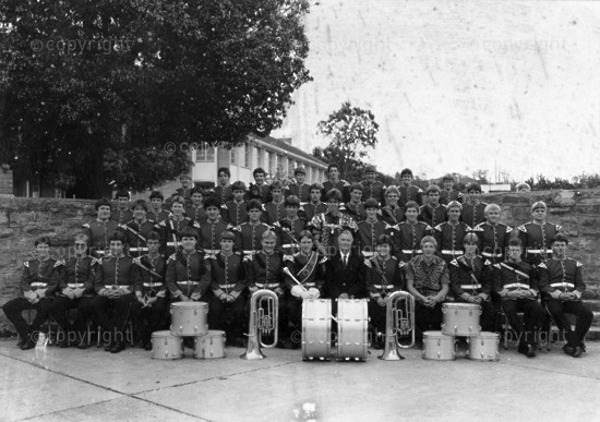 Kingswood College Brass Band 1983