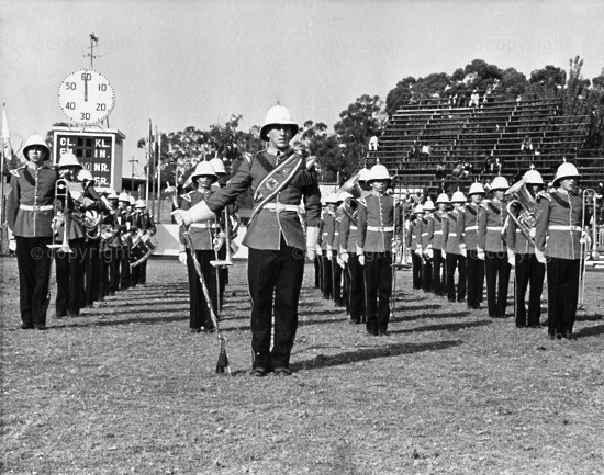 Kingswood College Brass Band