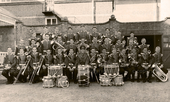Kingswood  College  Band 1957