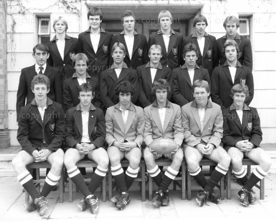 1979 BC Rugby 1st XV NIS