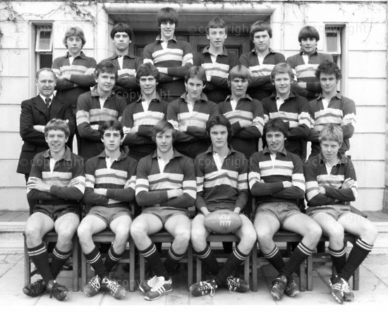 1979 BC Rugby 4th  XV ST p047