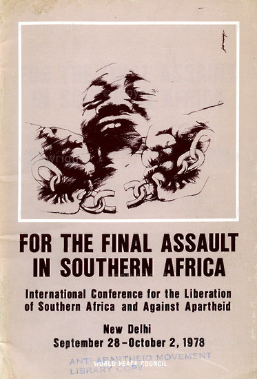 HWC_A3013: For the Final Assault in South Africa