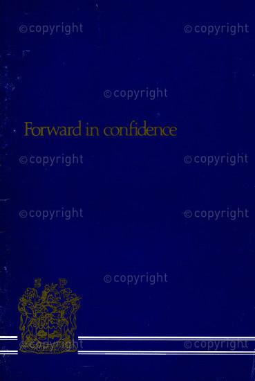 HWC_A3019: Forward In Confidence