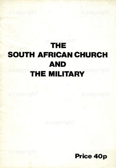 HWC_A3016: The South African Church and The Military