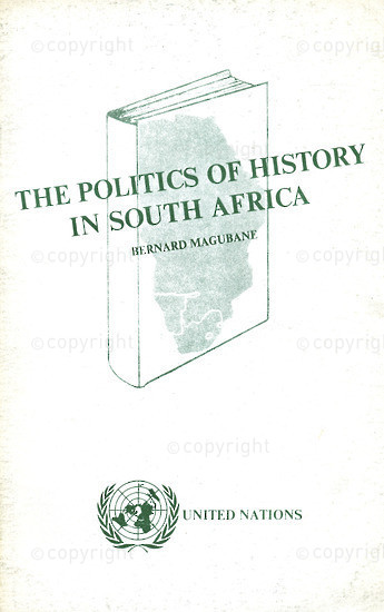 HWC_A3001: The Politics of History in South Africa
