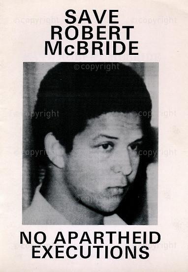 HWC_A3047 : Save Robert McBride