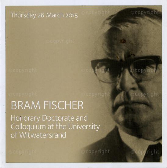 BFC_ A3003: Bram Fischer