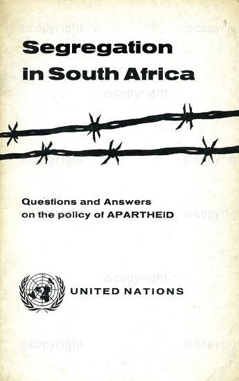 HWC_A3015: Segregation in South Africa