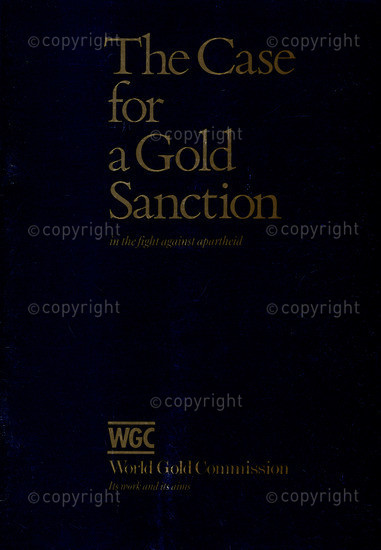 HWC_A3057: The world Gold Commission