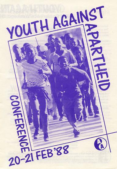 WKC_A2004: Youth Against Apartheid