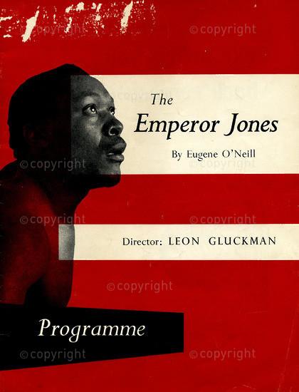 AGC_D3002: The Emperor Jones (programme)