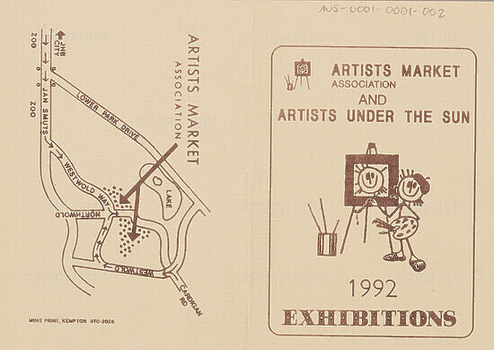1992 Exhibitions