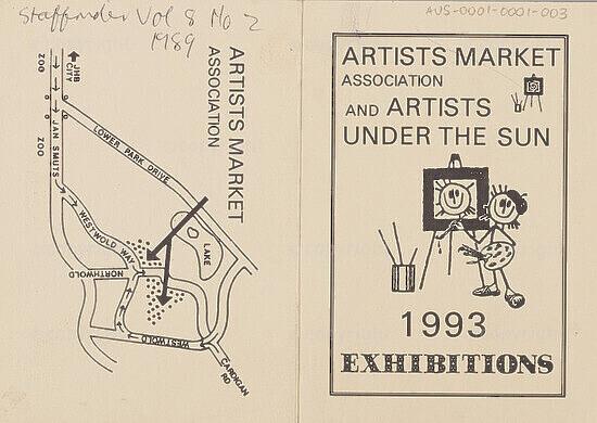 1993 Exhibitions