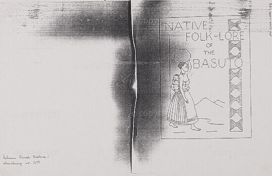Native Folk-Lore Of The Basuto