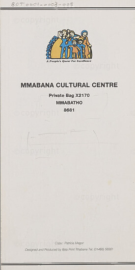 Mmabana Cultural Centre
