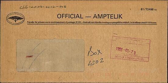 Official - Amptelik