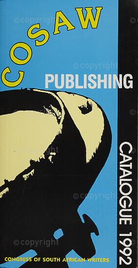 COSAW Publishing Catalogue 1992