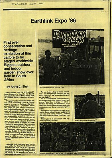 Earthlink Expo '86