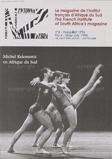 Le magazine de l'Institut français d'Afrique du Sud / The French Institute of South Africa's magazine