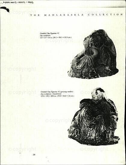 The Mahlakasela Collection
